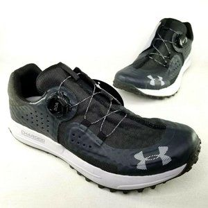 Under armour Syncline BOA Running Shoes 11 Black